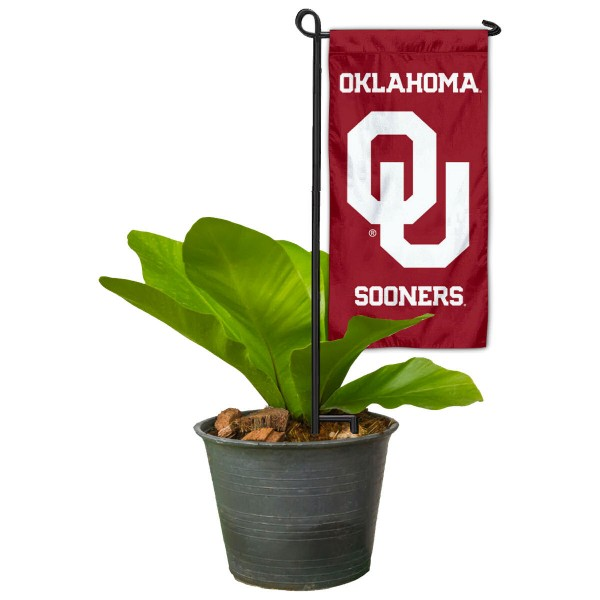 OU Sooners Mini Garden Flag and Table Topper