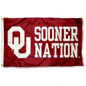 OU Sooners Nation Flag