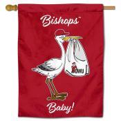 OWU Battling Bishops New Baby Banner