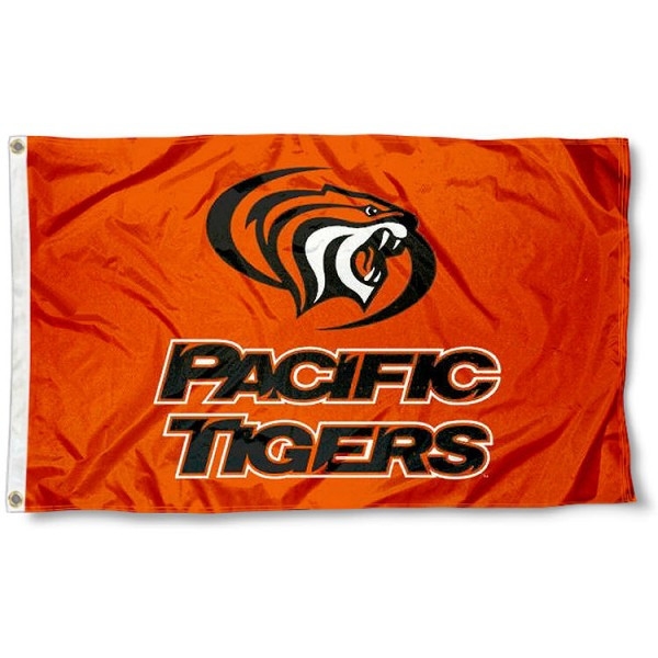 Pacific Tigers Flag