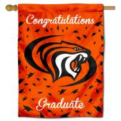 Pacific Tigers Graduation Banner