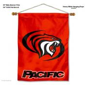 Pacific Tigers Wall Hanging