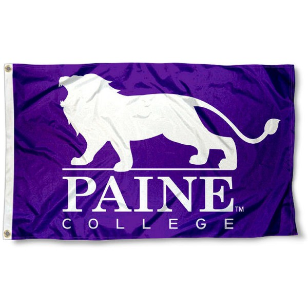 Paine College Lion Flag