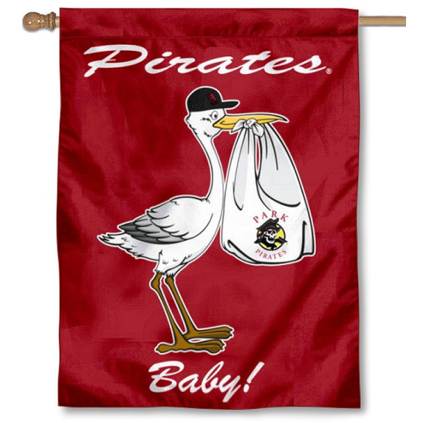 Park Pirates New Baby Banner