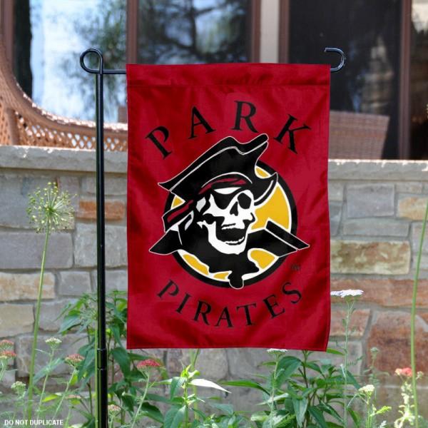 Park University Pirates Garden Flag