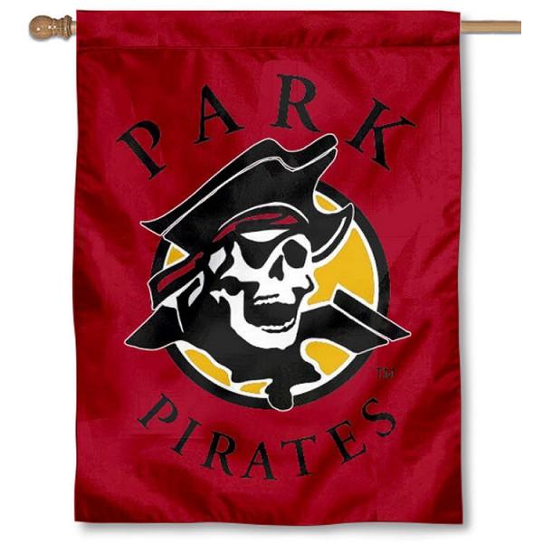 Park University Pirates House Flag