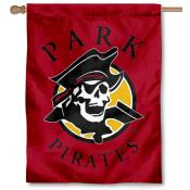 Park University Pirates House Flag