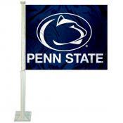 Penn State Nittany Lions Car Flag