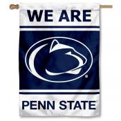 Penn State Nittany Lions House Flag