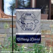 Penn State Nittany Lions Retro Throwback Garden Banner
