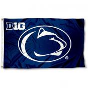 Penn State University Big 10 Flag