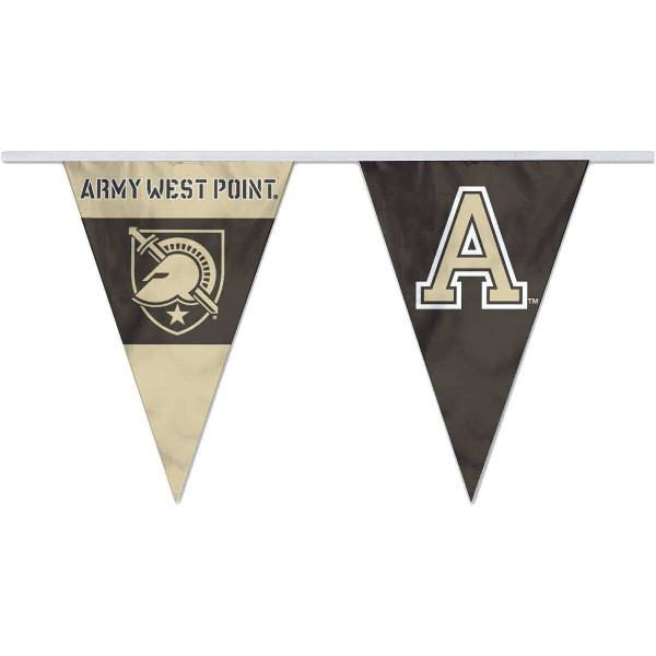 Pennant Flags for Army Black Knights
