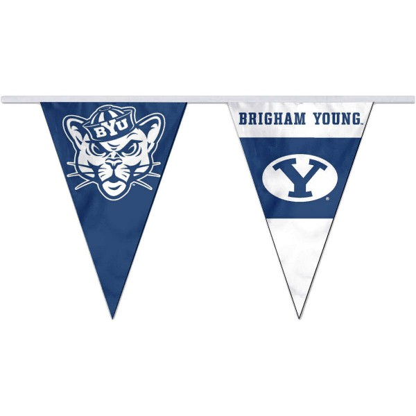 Pennant Flags for BYU Cougars