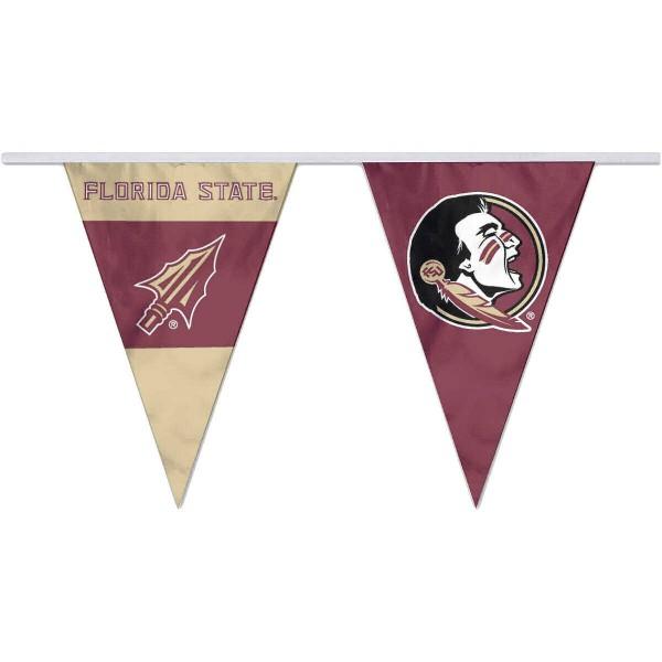 Pennant Flags for FSU Seminoles
