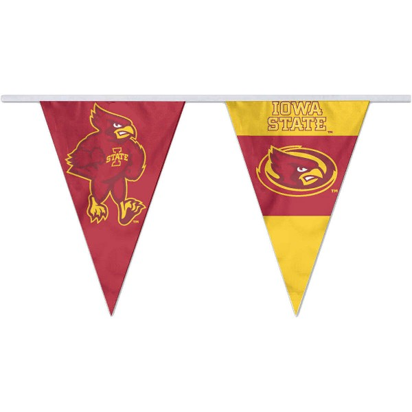 Pennant Flags for Iowa State