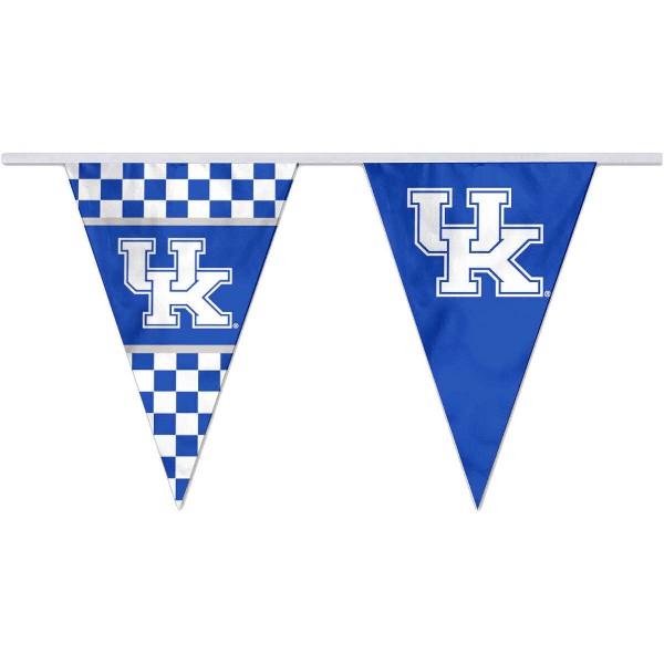 Pennant Flags for Kentucky UK Wildcats