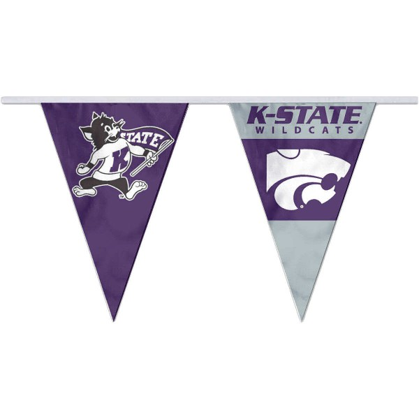 Pennant Flags for KSU Wildcats