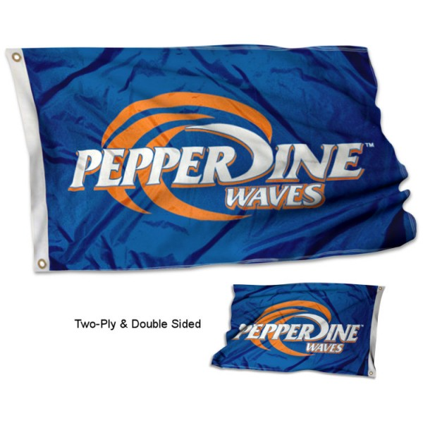 Pepperdine University Flag - Stadium