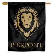 Pierpont Community College Banner Flag