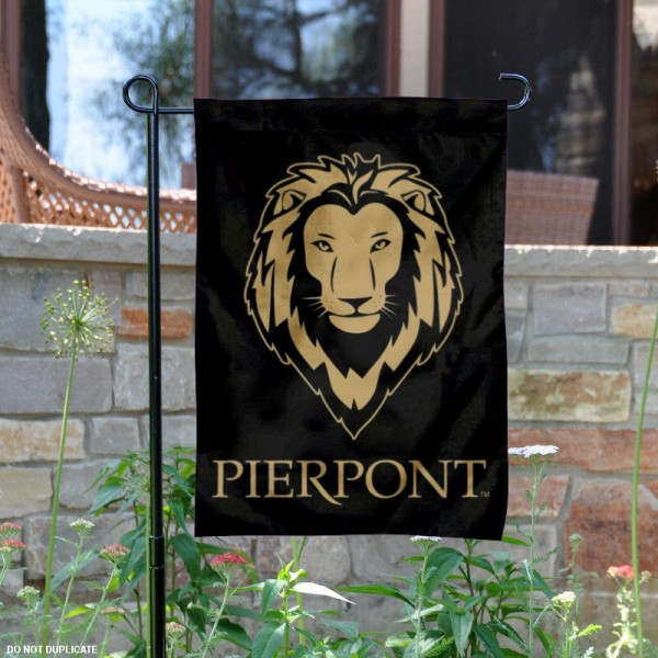 Pierpont Community College Garden Flag