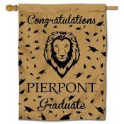 Pierpont Community College Graduation Banner