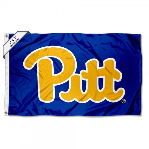 Pitt Panthers 2x3 Flag