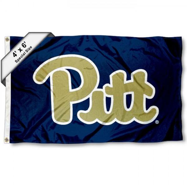 Pitt Panthers 4'x6' Flag