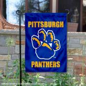 Pitt Panthers Double Sided Garden Flag