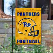 Pitt Panthers Football Garden Flag