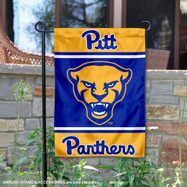 Pitt Panthers Garden Flag