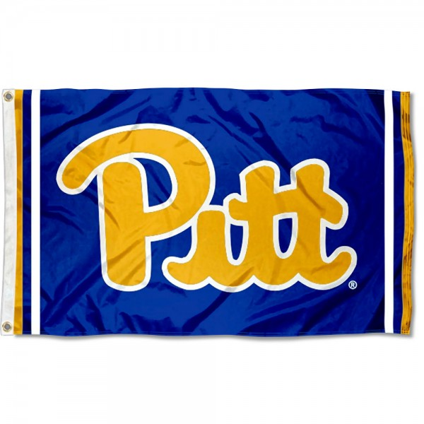 Pitt Panthers Large Flag