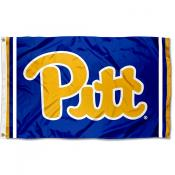 Pitt Panthers Large Flag