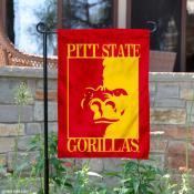 PItt State Gorillas Garden Flag