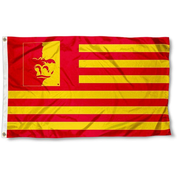 Pitt State Gorillas Nation Flag