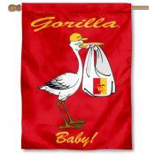 Pitt State Gorillas New Baby Banner