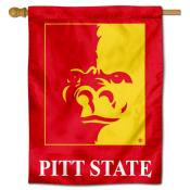 PItt State PSU Gorillas House Flag