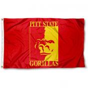 Pittsburg State University Flag
