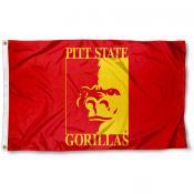 Pittsburg State University Flag