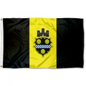 Pittsburgh City 3x5 Foot Flag