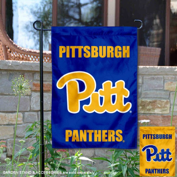 Pittsburgh Panthers Garden Flag