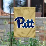 Pittsburgh Panthers Gold Garden Flag