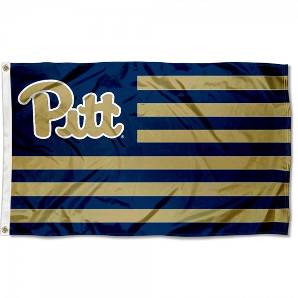 Pittsburgh Panthers Nation Flag