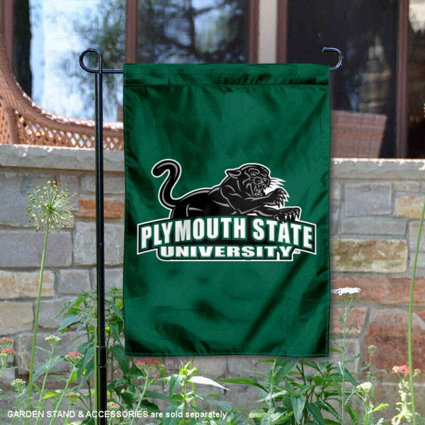 Plymouth State University 2 Ply Double Sided Garden Flag