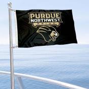 PNW Pride Boat Nautical Flag