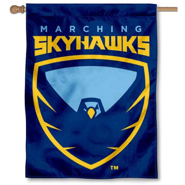 Point Skyhawks House Flag