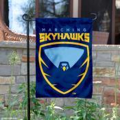 Point University Skyhawks Logo Garden Banner