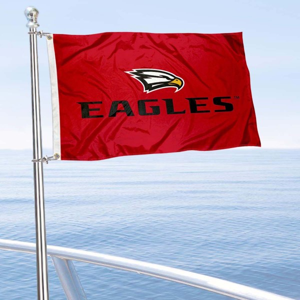 Polk Eagles Boat Nautical Flag
