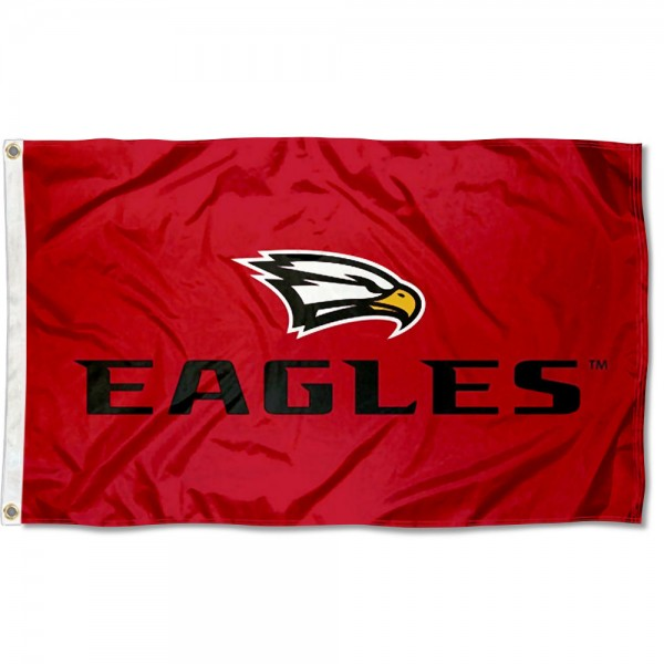 Polk Eagles Logo Flag