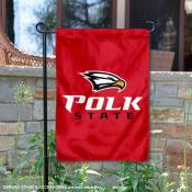 Polk State College 2 Ply Double Sided Garden Flag