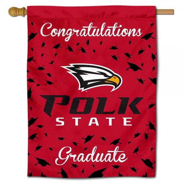 Polk State College Eagles Graduation Banner